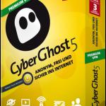 CyberGhost VPN 5 Premium incl Crack