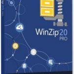 WinZip 20 PRO incl Serial Key