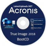 Acronis True Image 2018 (Bootable) Full with Crack