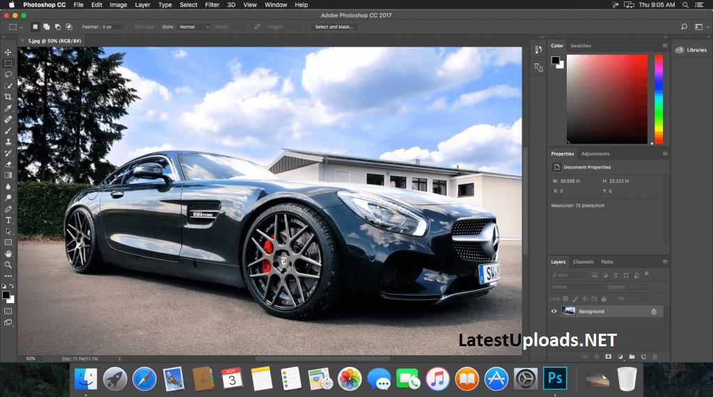 Adobe Photoshop Cc 2017 Free Download 32 And 64 Bit