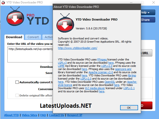 download youtube downloader free for windows 10