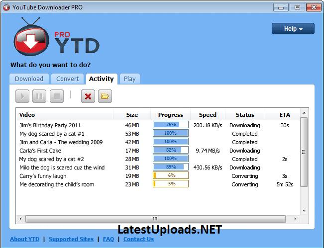 YouTube Video Downloader Pro 5.8.6 Download Crack & Portable
