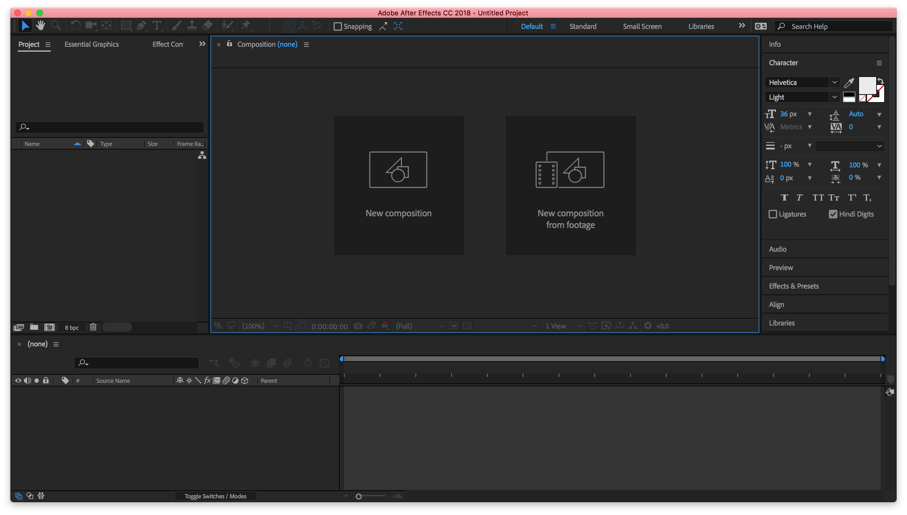 Adobe After Effects CC 2017 version 14.2.1 by Adobe ...