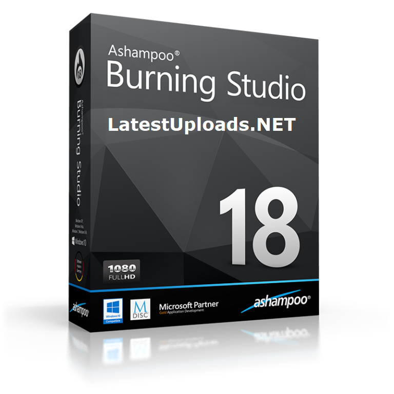 Burning Studio v18.0 Crack Full