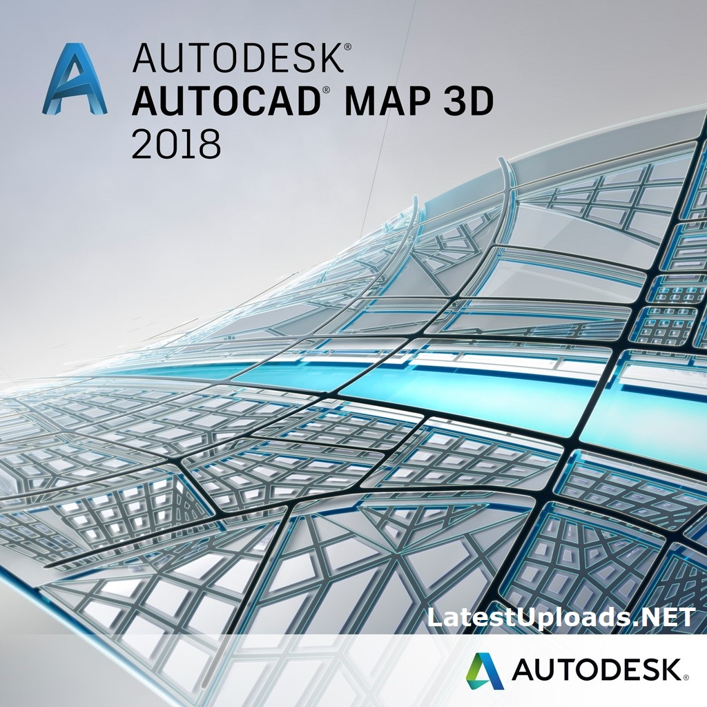 AutoCAD Map 3D 2018 Free Download