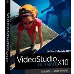 Corel VideoStudio Ultimate X10 v20.5 32 / 64 Bit Full with Crack