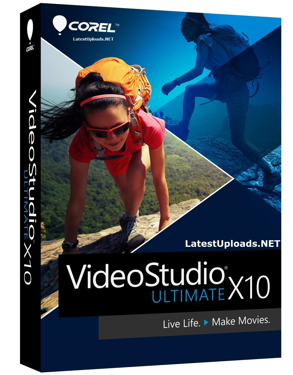 Corel videostudio ultimate x10 v20 5 latestuploads net for Corel video studio templates download