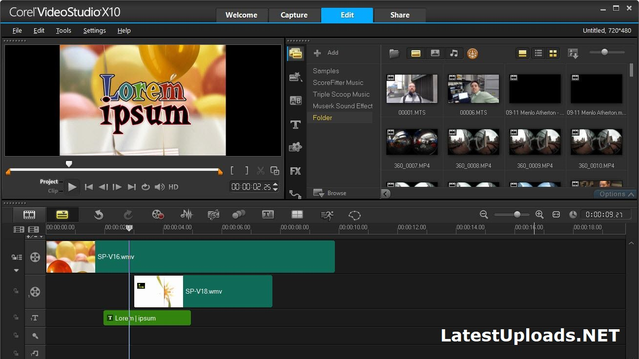 corel videostudio pro x10 full crack