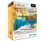 CyberLink PhotoDirector 9 Ultra 32 / 64 Bit Full with Crack and Keygen