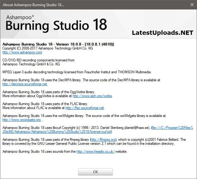 Ashampoo Burning Studio 10 Crack Download
