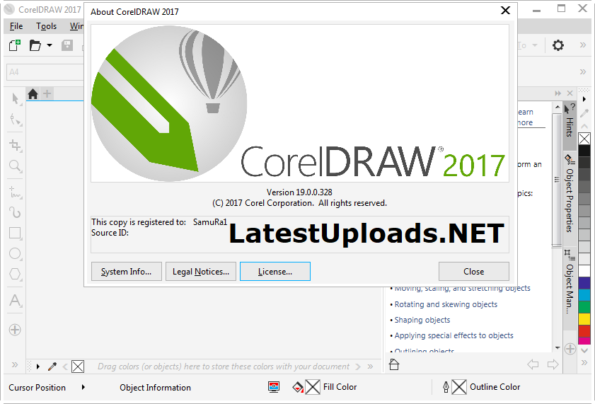Coreldraw 2018 Patch X64