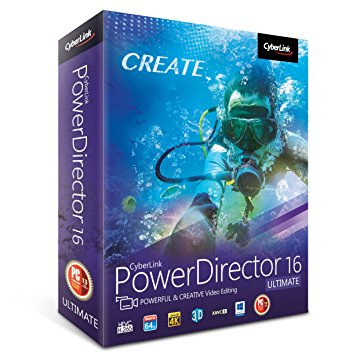 CyberLink PowerDirector Ultimate 16.0.2420.0 Free Download Full Version with Crack and Patch