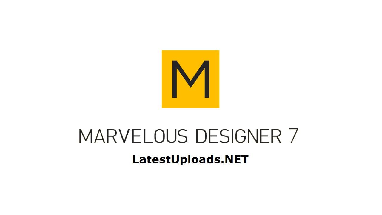 Marvelous Designer 7 Enterprisev3.2.120.29293 Free Download with Crack