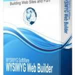 WYSIWYG Web Builder 11 with Crack and Extensions
