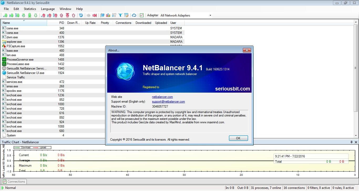 NetBalancer 2019 Free Download