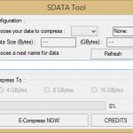 SData Tool v1.0.0 [Double USB OR SD Card Space]