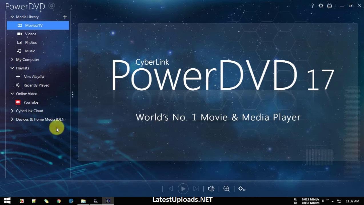cyberlink powerdvd 3d player free download