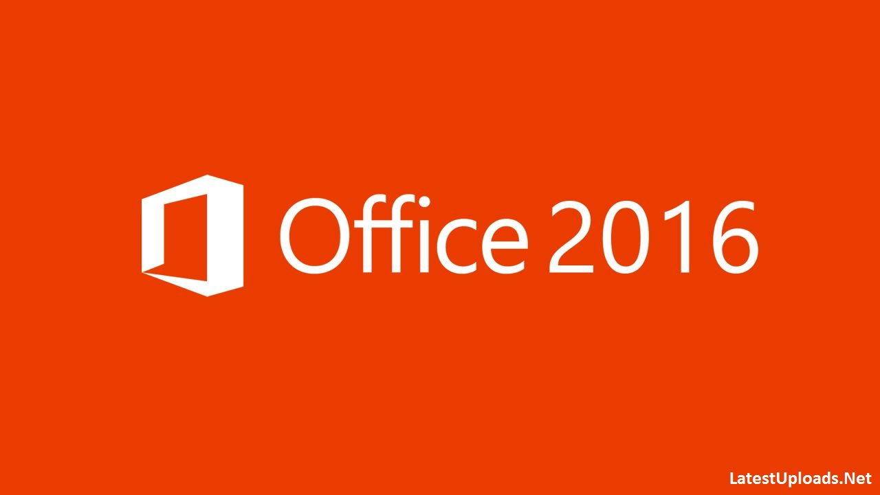Office Professional Plus 2016 full download