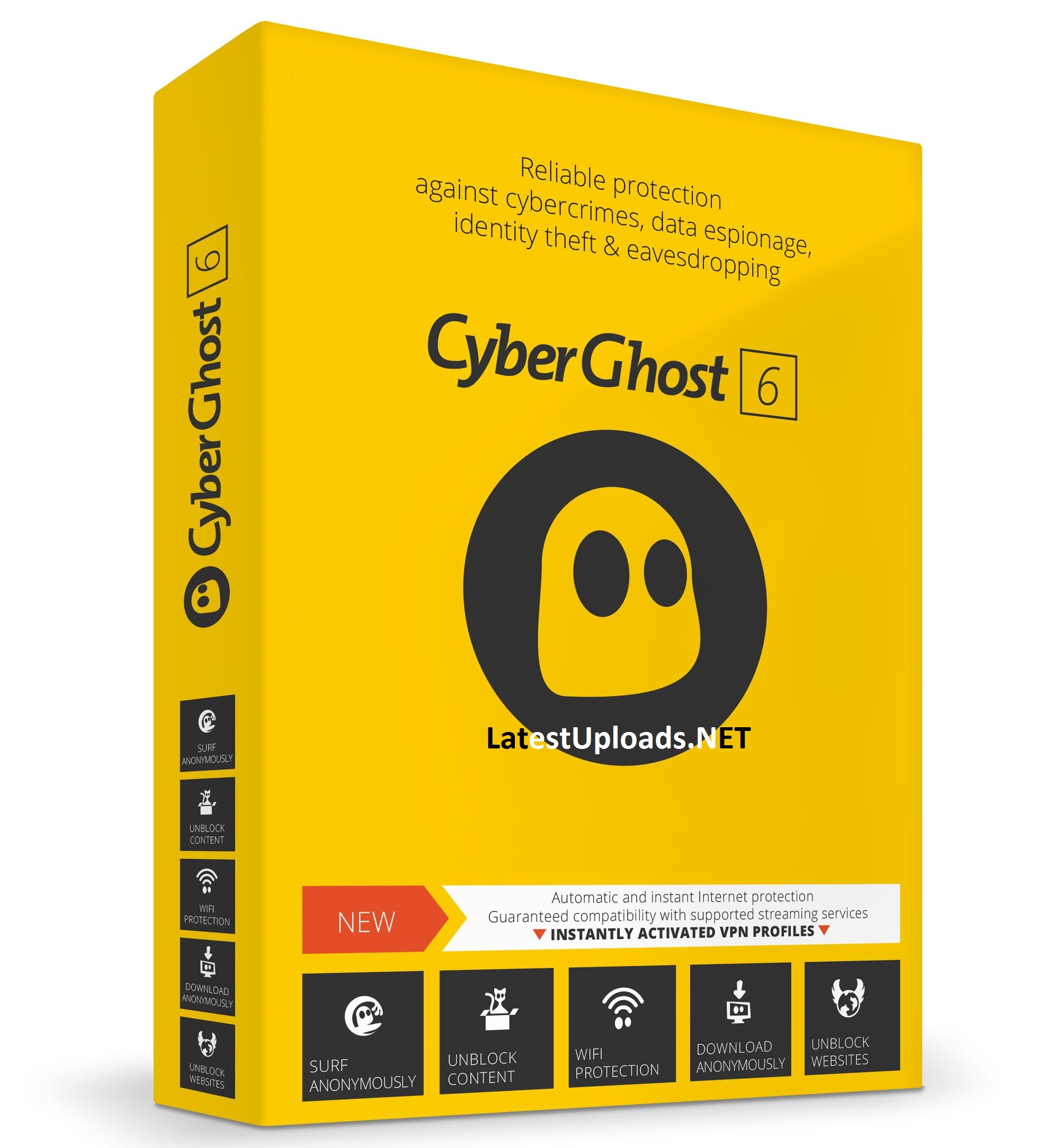 cyberghost latest version crack download