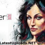 Corel Painter 2018 v18.1 Full with Crack and Keygen