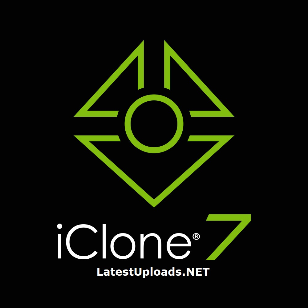Reallusion iClone Pro 7.01.0714.1 Free Full Version Download with Crack and Update Pack