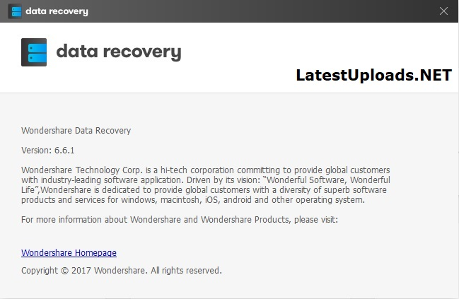 Data Recovery 6 Full version Crack Download