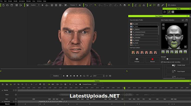 Reallusion iClone Pro 7 Crack Full Free   LatestUploads NET
