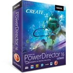 CyberLink PowerDirector v16.0 Ultimate 32 / 64 Bit Full with Crack